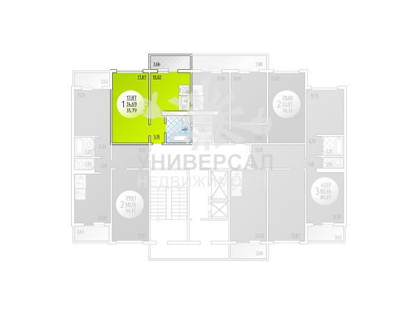 Суворовский жк ростов на дону цена квартир